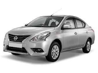Nissan almera Price in Phuket - Sedan Hire Phuket - Nissan Rentals