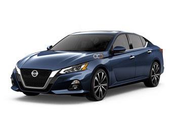 Hire Nissan Altima - Rent Nissan Sharjah - Sedan Car Rental Sharjah Price