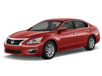 Rent a car Dubai Nissan Altima