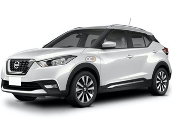Nissan Kicks 2019 for hire