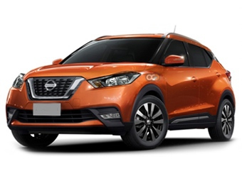 Hire Nissan Kicks - Rent Nissan Sharjah - Cross Over Car Rental Sharjah Price