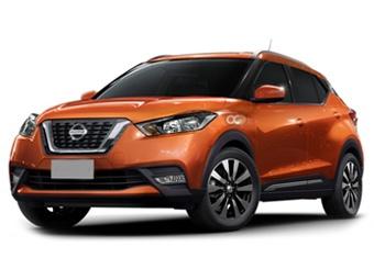 Hire Nissan Kicks - Rent Nissan Salalah - Crossover Car Rental Salalah Price