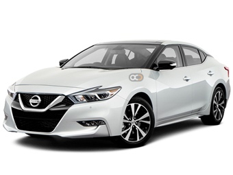 Hire Nissan Maxima - Rent Nissan Muscat - Sedan Car Rental Muscat Price