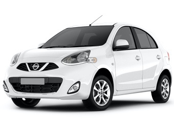 Nissan Micra Price in Ajman - Compact Hire Ajman - Nissan Rentals