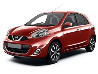 Hire Nissan Micra - Rent Nissan Antalya - Compact Car Rental Antalya Price