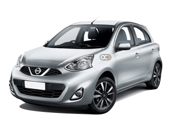 Nissan Micra Price in Sharjah - Compact Hire Sharjah - Nissan Rentals