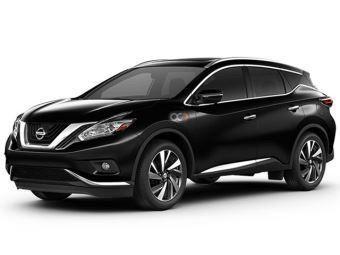 Hire Nissan Murano - Rent Nissan Dubai - Cross Over Car Rental Dubai Price