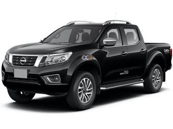 Nissan Navara Price in Muscat - Pickup Truck Hire Muscat - Nissan Rentals
