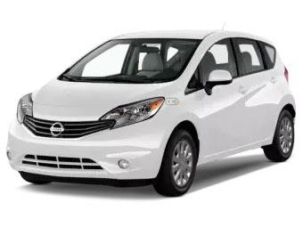 Nissan note Price in Phuket -  Hire Phuket - Nissan Rentals