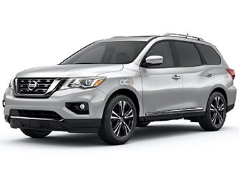 Rent a car Dubai Nissan Pathfinder