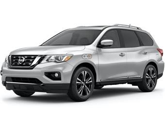 Nissan Pathfinder Price in Sharjah - SUV Hire Sharjah - Nissan Rentals