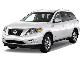 Hire Nissan Pathfinder - Rent Nissan Dubai - SUV Car Rental Dubai Price