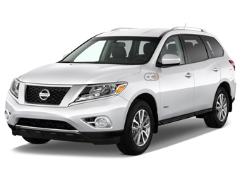 Hire Nissan Pathfinder - Rent Nissan Dubai - SUV Car Rental Dubai Price