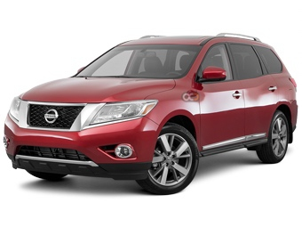 Nissan Pathfinder Price in Sharjah - SUV Hire Sharjah - Nissan Rentals