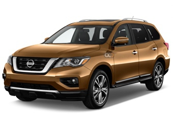 Nissan Pathfinder Price in Salalah - SUV Hire Salalah - Nissan Rentals
