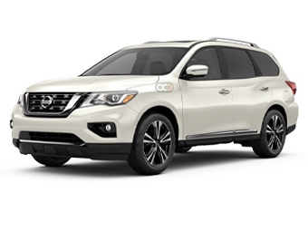 Hire Nissan Pathfinder - Rent Nissan Abu Dhabi - SUV Car Rental Abu Dhabi Price