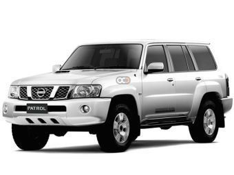 Rent a car Dubai Nissan Patrol