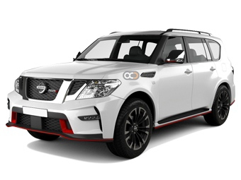 Hire Nissan Patrol Nismo - Rent Nissan Dubai - SUV Car Rental Dubai Price