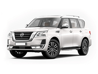 Hire Nissan Patrol Platinum - Rent Nissan Dubai - SUV Car Rental Dubai Price