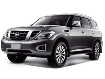 Nissan Patrol Platinum Price in Sharjah - SUV Hire Sharjah - Nissan Rentals