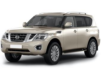 Hire Nissan Patrol Platinum - Rent Nissan Muscat - SUV Car Rental Muscat Price