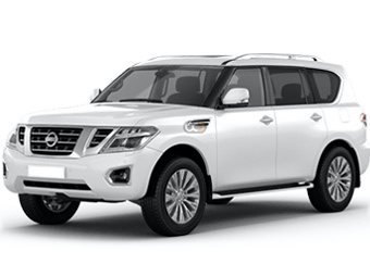 Nissan Patrol SUV