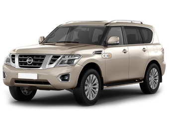 Nissan Patrol Price in Sharjah - SUV Hire Sharjah - Nissan Rentals