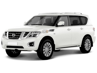 Hire Nissan Patrol - Rent Nissan Salalah - SUV Car Rental Salalah Price