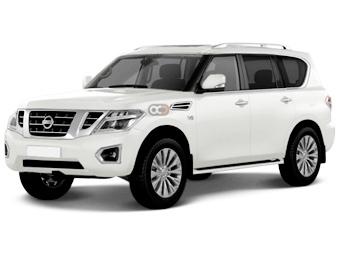 Hire Nissan Patrol - Rent Nissan Duqm - SUV Car Rental Duqm Price