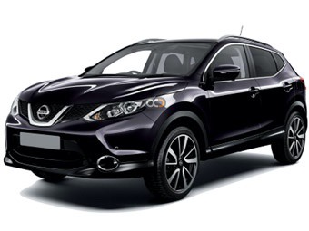 Nissan Qashqai Price in Ankara - Cross Over Hire Ankara - Nissan Rentals