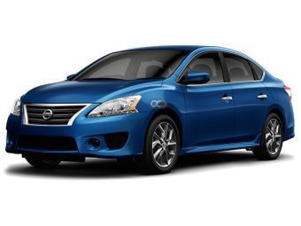 Nissan Sentra 2016 for hire