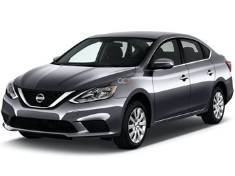 Hire Nissan Sentra - Rent Nissan Sharjah - Sedan Car Rental Sharjah Price