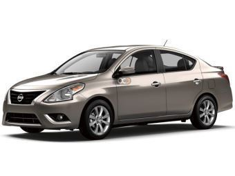 Nissan Sunny for long-term hire