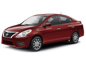 Hire Nissan Sunny - Rent Nissan Dubai - Sedan Car Rental Dubai Price