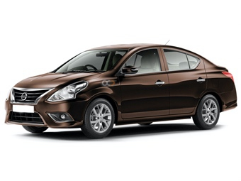 Hire Nissan Sunny - Rent Nissan Ajman - Sedan Car Rental Ajman Price
