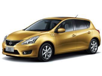 Rent a car Dubai Nissan Tiida