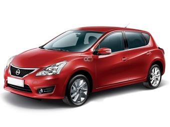 Nissan Tiida Price in Dubai - Compact Hire Dubai - Nissan Rentals