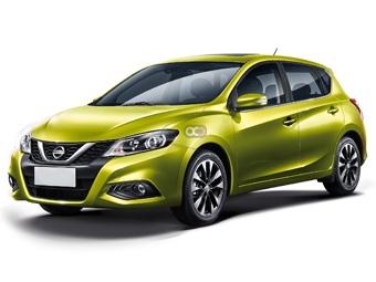 Hire Nissan Tiida - Rent Nissan Dubai - Compact Car Rental Dubai Price