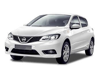 Hire Nissan Tiida - Rent Nissan Sharjah - Compact Car Rental Sharjah Price