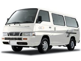 Hire Nissan Urvan - Rent Nissan Sohar - Van Car Rental Sohar Price
