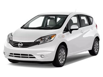Nissan Versa Note Price in Dubai - Compact Hire Dubai - Nissan Rentals