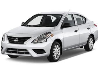 Hire Nissan Versa  - Rent Nissan Dubai - Sedan Car Rental Dubai Price
