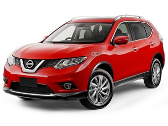 Hire Nissan Xtrail - Rent Nissan Sharjah - Cross Over Car Rental Sharjah Price