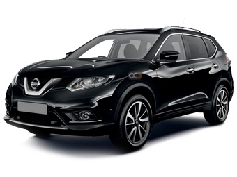 Hire Nissan Xtrail - Rent Nissan Dubai - Crossover Car Rental Dubai Price