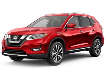 Hire Nissan Xtrail - Rent Nissan Muscat - Crossover Car Rental Muscat Price