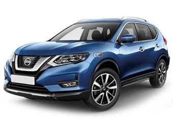 Hire Nissan Xtrail - Rent Nissan Abu Dhabi - Crossover Car Rental Abu Dhabi Price