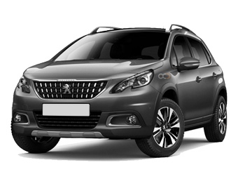 Peugeot 2008 Price in Dubai - Cross Over Hire Dubai - Peugeot Rentals