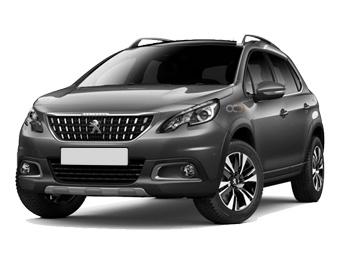 Peugeot 2008 Price in Sohar - Crossover Hire Sohar - Peugeot Rentals