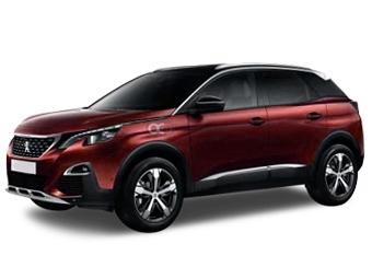 Hire Peugeot 3008 - Rent Peugeot Dubai - SUV Car Rental Dubai Price