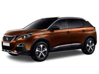 Hire Peugeot 3008 - Rent Peugeot Dubai - SUV Car Rental Dubai Price